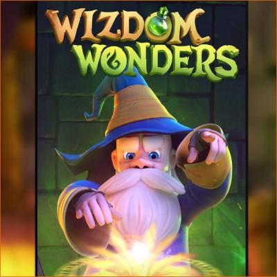 PG SLOT | Wizdom Wonders | สล็อตพ่อมดเวทมนต์แสนลึกลับ