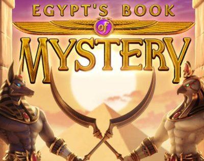 PG SLOT   Egypt's Book of Mystery   สล็อตหนังสือความลับแห่งอียิปต์