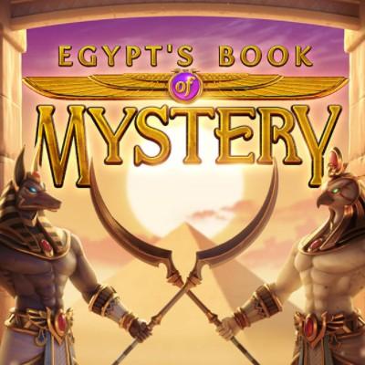 PG SLOT | Egypt's Book of Mystery | สล็อตหนังสือความลับแห่งอียิปต์