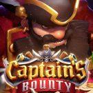 PG SLOT   Captain's Bounty   สล็อต โจรสลัดหนวดดำ และอัตราการจ่ายรางวัล