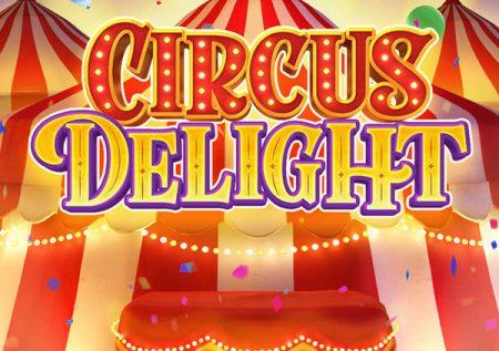 PG SLOT   Circus Delight   สล็อตละครสัตว์ เซอร์คัสดีไลท์
