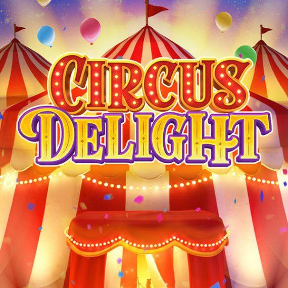 PG Slot_Circus Delight เซอร์คัสดีไลท์ สัญลักษณ์ของเกม และอัตราการลงเดิมพัน