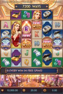 PG Slot_Dreams of Macau สล็อตความฝันของมาเก๊า รีวิวสัญลักษณ์ และอัตราการจ่าย_Dreams of Macau