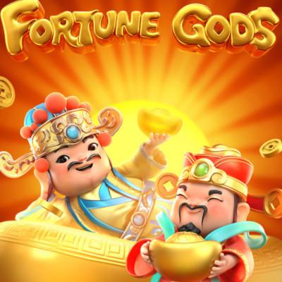 PG SLOT | Fortune Gods | สล็อตเทพเจ้าแห่งโชคลาภ รีวิววิธีการเล่นเกม
