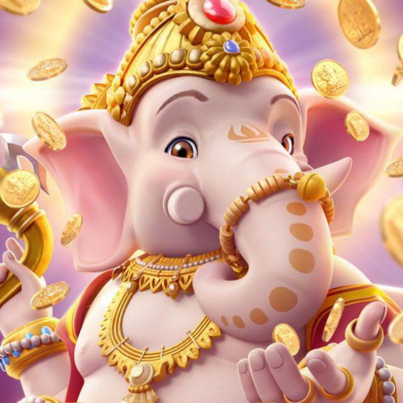 PG SLOT   Ganesha Gold   สล็อตพระพิฆเนศทองคำ รีวิวสล็อตเสริมดวงปังๆ