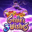PG Slot_Genie's 3 Wishes จินนี่ในตะเกียงวิเศษ รีวิวสัญลักษณ์ และอัตราการจ่าย