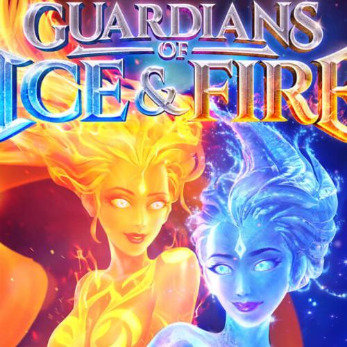 PG Slot_Guardians of Ice & Fire ผู้พิทักษ์ไฟและน้ำแข็ง เกมใหม่ 2021