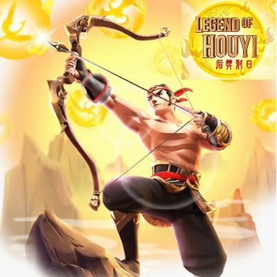 PG Slot_Legend of Hou Yi สล็อตตำนานโฮ่วอี้ รีวิวเกมสล็อต