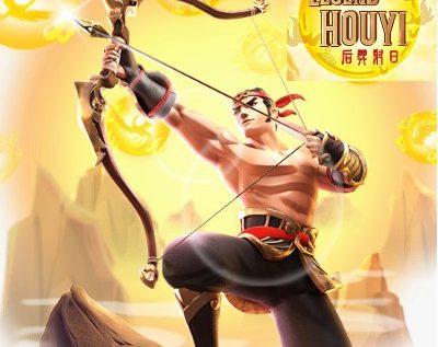 PG SLOT   Legend of Hou Yi   สล็อตตำนานโฮ่วอี้ วีรบุรุษแม่นธนูยิงโบนัสกระจาย