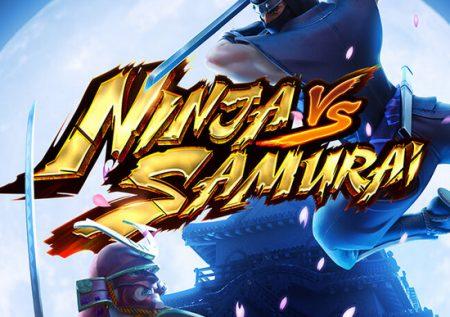 PG SLOT   Ninja vs Samurai   เกมสล็อตนินจาปะทะซามูไร