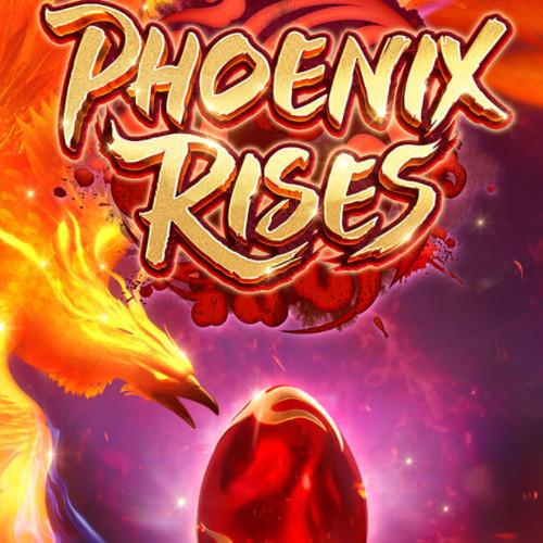 PG SLOT | Phoenix Rises | สล็อตนกฟีนิกซ์ อัตราการลงเดิมพัน และสัญลักษณ์