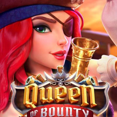 PG Slot_Queen of Bounty ราชินีแห่งท้องทะเล สัญลักษณ์และอัตราจ่าย