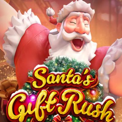 PG Slot_Santa's Gift Rush ของขวัญจากซานต้า
