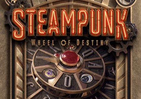 PG SLOT   Steampunk   สล็อตวงล้อแห่งโชคชะตา