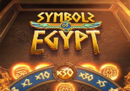 PG SLOT   Symbols of Egypt   สล็อตสัญลักษณ์ของอียิปต์ ตัวคูณโบนัสเยอะมาก