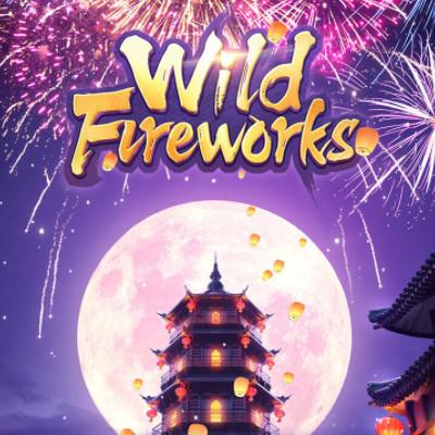 PG Slot_Wild Fireworks เทศกาลดอกไม้ไฟ สัญลักษณ์และอัตราจ่าย