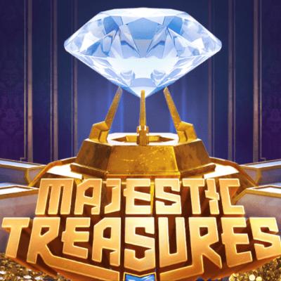 PG SLOT | Majestic Treasures | รีวิวสล็อต สมบัติล้ำค่า เกมสล็อตใหม่ล่าสุด