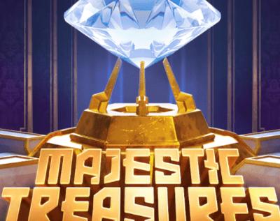PG SLOT   Majestic Treasures   เกมสล็อต สมบัติล้ำค่า