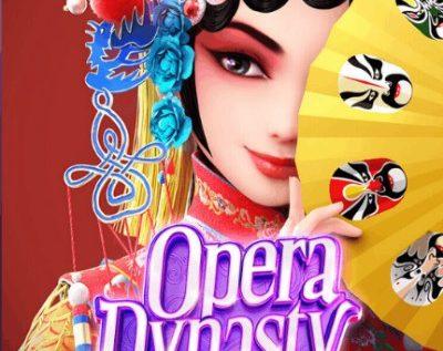 PG SLOT   Opera Dynasty   เกมสล็อต ราชวงศ์โอเปร่า เล่นฟรี