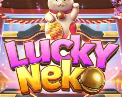PG SLOT   Lucky Neko   สล็อตแมวกวักนำโชค