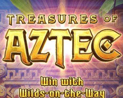 PG SLOT   Treasures of Aztec   สล็อตสมบัติของแอซเท็ก