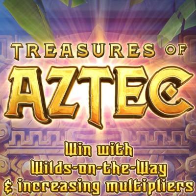 PG SLOT | Treasures of Aztec | สล็อตสมบัติของแอซเท็ก
