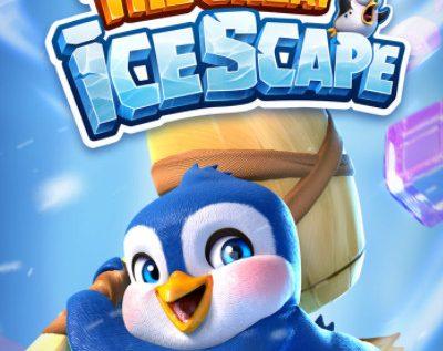 PG SLOT | The great icescape เพนกวินน้อยผู้น่ารัก