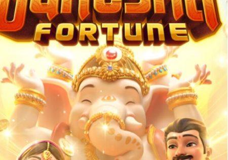 PG SLOT   Ganesha Fortune   สล็อตพระพิฆเนศแห่งโชคลาภ