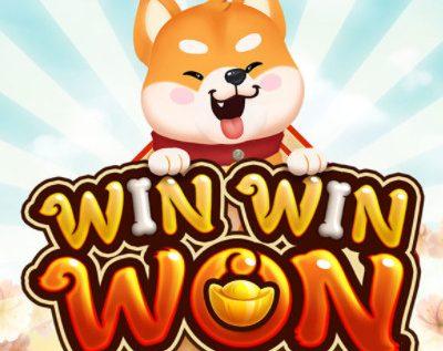 PG SLOT | Win win won เกมสล็อต หมาน้อยสุดน่ารัก
