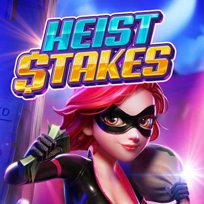 PG SLOT | Heist Stakes รีวิวเกมสล็อต ปล้นธนาคาร ทดลองเล่น