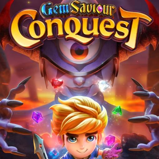 PG SLOT | Gem Saviour Conquest | รีวิว สล็อตฮีโร่ผู้พิชิตอัญมณีและวิธีการเล่นเกม